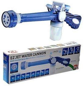 Shopper52 EZ Pressure water Jet Gun with 8 Adjustable Nozzles - EZJT1