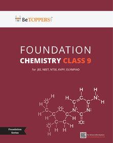 IIT Foundation Series  Class IX  Chemistry