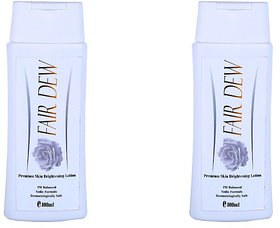 Adidev Herbals Face Dew Facial Cleansing Face Wash (Pack of 2) 400 ml