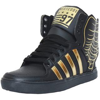 buy west code men's black casual shoes online  get 57 off