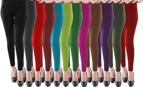 Cotton Legging For Women By Kriso (Pack of 1 )