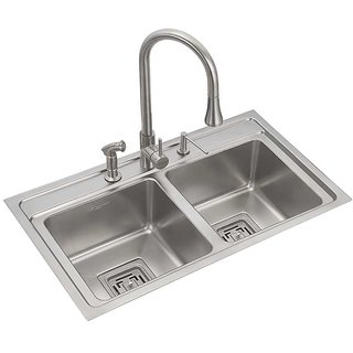 Anupam Kitchen Sinks SS802PR