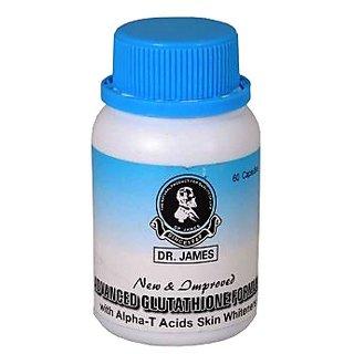 Dr James Natural Herbal Glutathion Skin Whitening Capsules