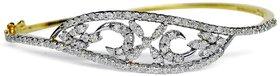 Djewels Diamond Charm Bracelet