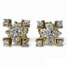 Djewels Designer Diamond Earring
