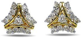 Djewels Teen Diamond Earring