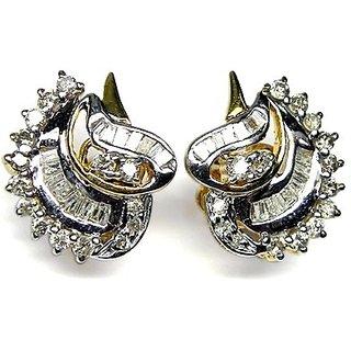 Djewels Designer Bridal Diamond Earring