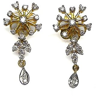Djewels Bridal Diamond Earring
