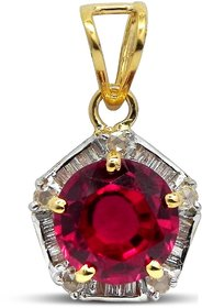 Djewels Diamond Gems Charm Pendant