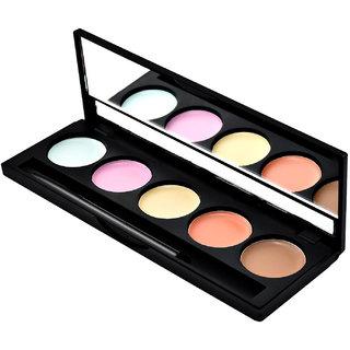 Glamgals 5 Color waterproof Concealer Palette 100 ml