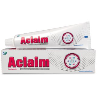 Aclaim Toothpaste for Sensitvity and Remineralization of Teeth 70gms by GPL