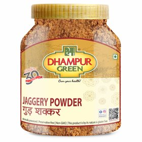 Dhampur Green Organic Jaggery Powder 700gm