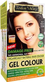 Indus valley Safe hair color- Dark Brown 3.00