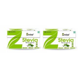 Zindagi Sweet Stevia Sachet (Pack of 2)