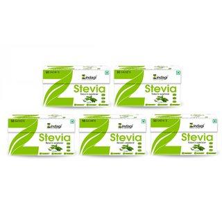 Zindagi Sweet Stevia Sachet (Buy 4 Get 1 Free)
