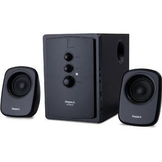 IMPEX Multimedia Speaker System- Musik R 2.1