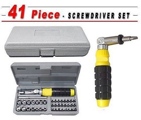 41 Pcs Tool Kit Screwdriver Set