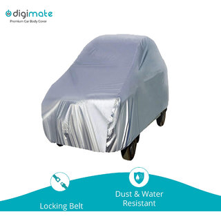 Digimate I20-SILVER CAR BODY COVER