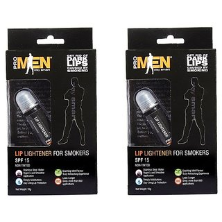 PROMEN LIP-LIGHTENER FOR SMOKERS (Pack of 2)