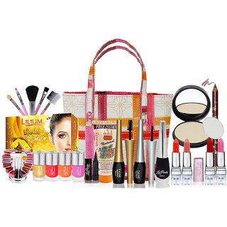 Pack of 23 Bridal Makeup Combo Sets-By Adbeni