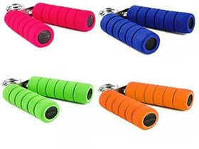 Power Hand Grip Fome Handle Assorted Colour