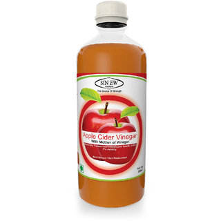 Sinew Apple Cider Vinegar With Mother of Vinegar- 500 ml