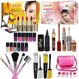 Adbeni Good Choice Combo Makeup set of 29 pcs