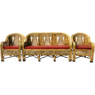 Tremendous Cane Sofa Set With Table Spiritservingveterans Wood Chair Design Ideas Spiritservingveteransorg