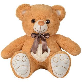 Ultra Soft Impression Angel Teddy Soft Toy 22 Inches- Brown