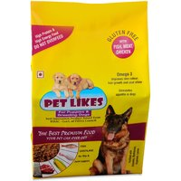 Pet Likes for Puppies  Breeding Dogs, 5kg