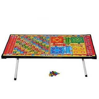 Multipurpose Ludo Bed Table