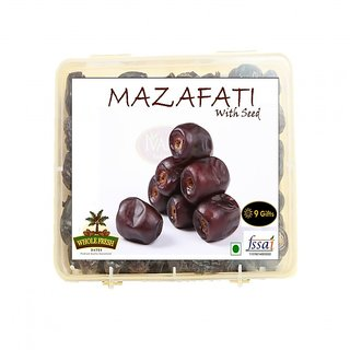 Mazafati Dates 1 KG with seed