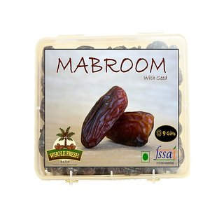 Mabroom Dates 1 Kg  with seed