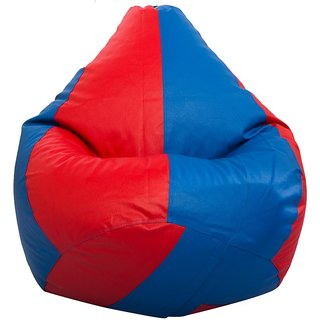 Home Berry Large size CLassic Bean Bag- (Only Cover- Without Beans)