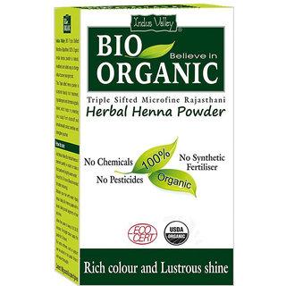 Bio Organic Herbal Henna Powder