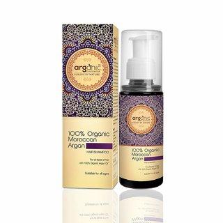 Aryanveda Organic Moroccan Argan Hair Shampoo         (100 ml)