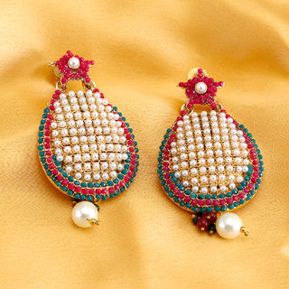 Sukkhi Delightly Gold Plated Earring For Women