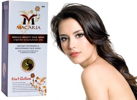 Miracle  Instant Whitening  Brightening Face Wash