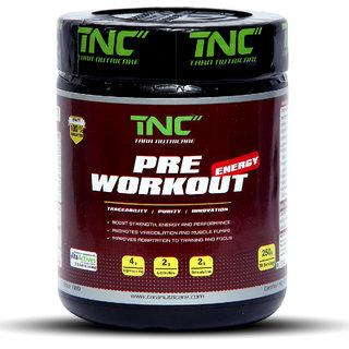 Tara Nutricare Pre workout