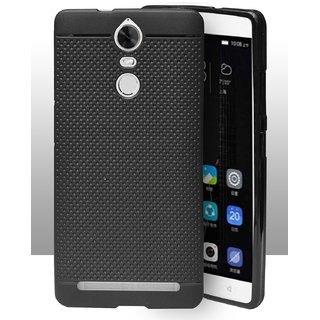 Lenovo K5 Note Dotted Soft Back Cover