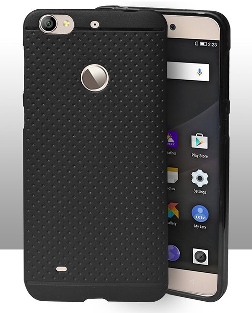 LeTV Le 1s Dotted Soft Back Cover