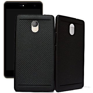 timeless design baad2 203c7 Micromax Canvas Fire 5 Q386 Dotted Soft Back Cover