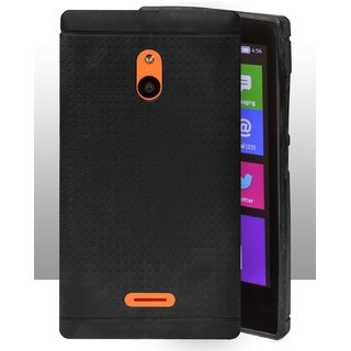 Nokia XL Dotted Soft Back Cover