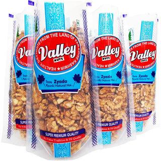 Valleynuts Premium Kashmiri Brown Walnut Kernells 1000 Grams
