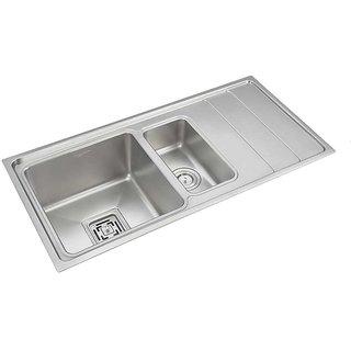 Anupam Kitchen Sinks SS809ZM