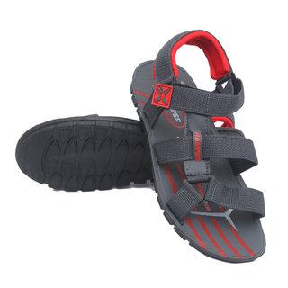 Nexa Men's Stylish Velcro Sandals