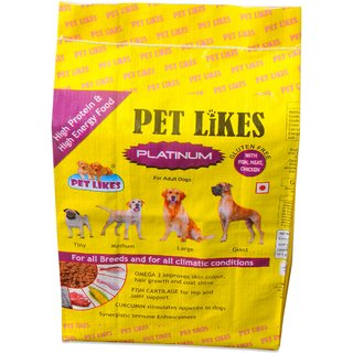Pet Likes for Adult Dogs,10kg