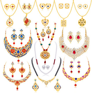 Sukkhi Jewellery Collection