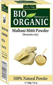 Indus Valley BIO Organic Multani Mitti Powder 200 G