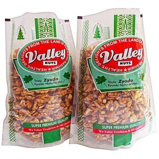 Valleynuts Premium Kashmiri White Walnut  Kernells 800 Grams